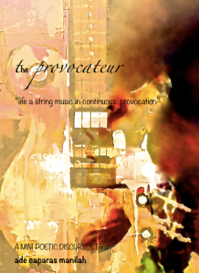 final HD the Provocateur Cover page